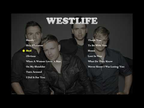 Westlife Full Album - Turn Arround (2003)
