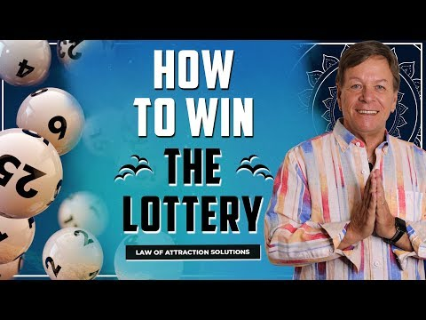 ✅ How to Win the Lottery with the Law of Attraction