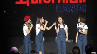 Mamamoo Funny Clip #47- When the Stage Becomes Their Playground (Part 1/3)