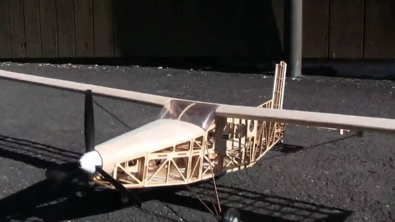 Pilatus PC 6 Mini Porter Von Aerobel