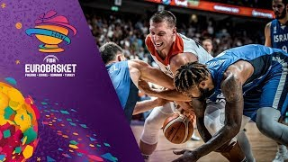 Germany v Israel - Highlights - FIBA EuroBasket 2017