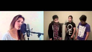 ADD ft. Jordan Corey - Brown Eyed Blues (Cover)