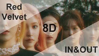 Gambar cover Red Velvet (레드벨벳) - IN & OUT [8D USE HEADPHONE] 🎧