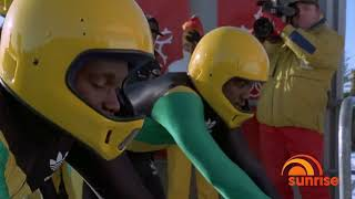 Famous Bobsleighers From Australia