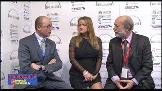 Entrevista a Ginés Hernández por Javier Baranda en el XVI Congreso de Transporte CETM