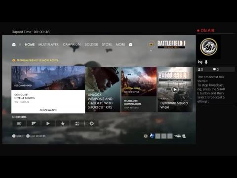 Battlefield 1 shindigs W/DK-KILLERZ