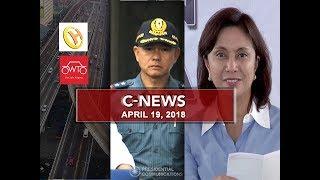 C-News (April 19, 2018)