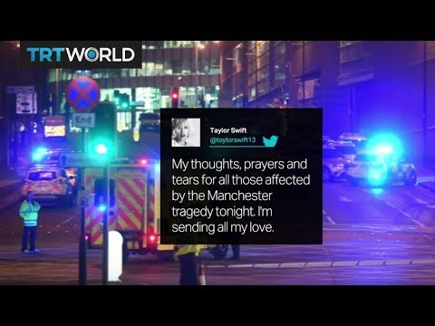 Pop stars pay condolences after Manchester concert attack Mp3