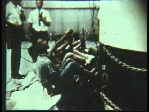 Saturn V tennis shoe test video
