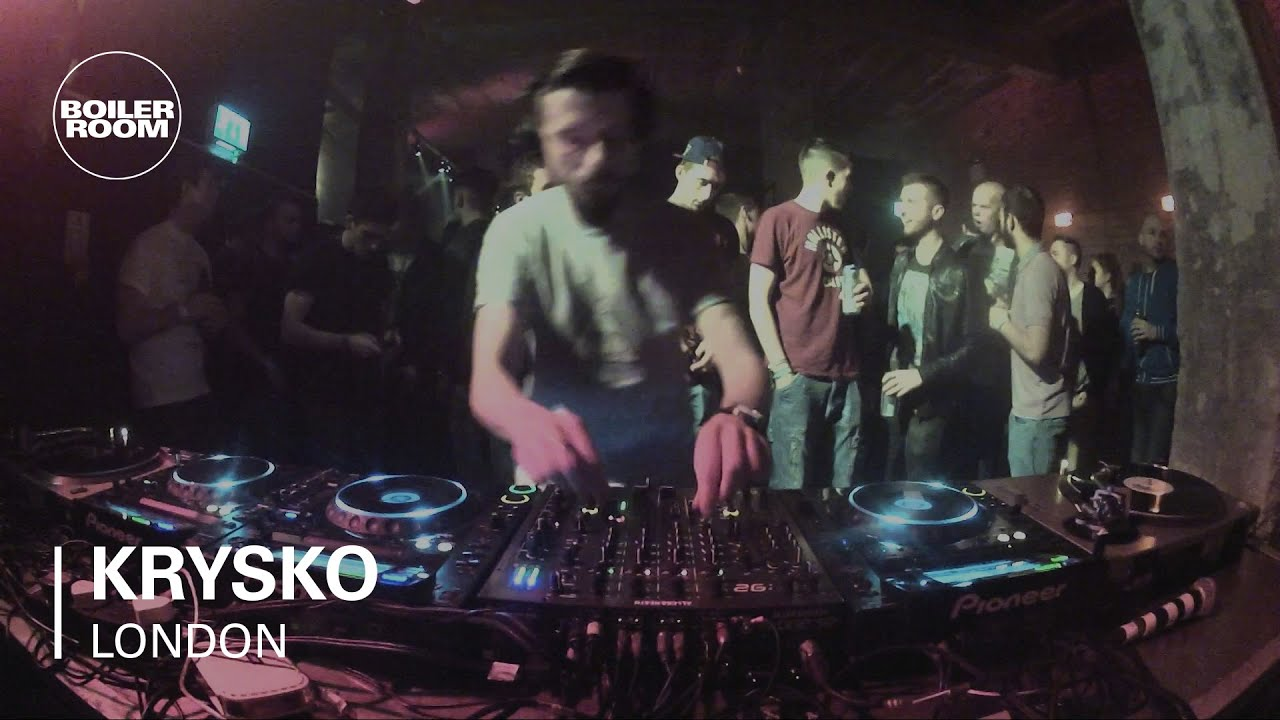 Krysko Boiler Room DJ Set at Warehouse Project