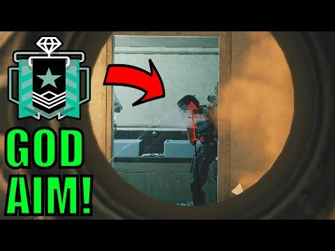AIM OF A GOD - Rainbow Six Siege Gameplay - Most Popular Videos