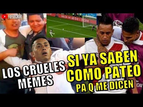SE PASAN! CHRISTIAN CUEVA FALLO EL PENAL Y CRUELES MEMES SALIERON EN LAS REDES SOCIALES