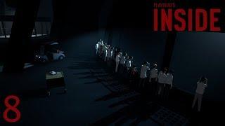 INSIDE прохождение на геймпаде часть 8 Что это за Нечто?