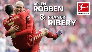The Story of Franck Ribery & Arjen Robben