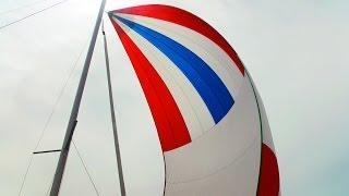 Sailing Tips - Hoist The Spinnaker