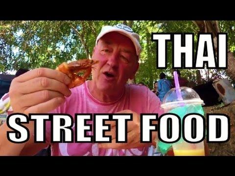 AO NANG KRABI THAILAND STREET FOOD with Geoff Carter
