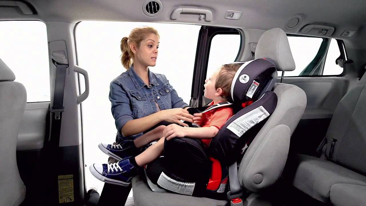 #Graco's Argos 80 Elite 3-in-1 Car Seat Keeps