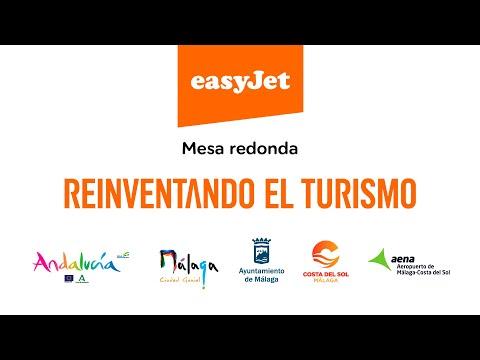 Tourism roundtable - Inauguration of the easyJet base in Málaga (Spanish)