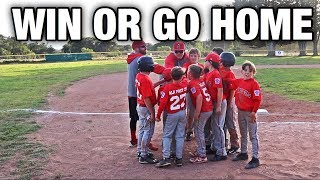 BASEBALL SEMIFINALS | LITTLE LEAGUE BASEBALL
