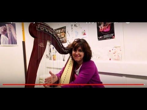Joyeux anniversaire, harpe / Happy Birthday, harp
