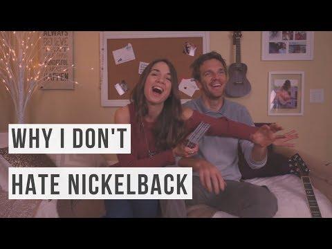 Why I Don't Hate Nickelback ft. Guitar Goddess