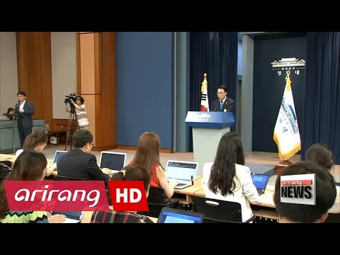 South Korea's presidential office finds possible 'smoking gun' in ex-president...