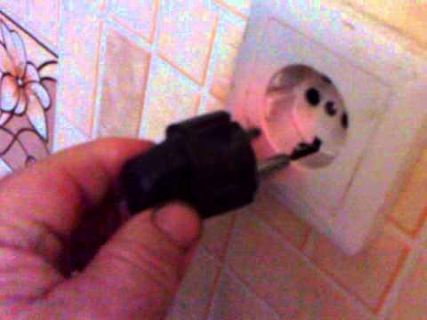 отмотка электросчетчика