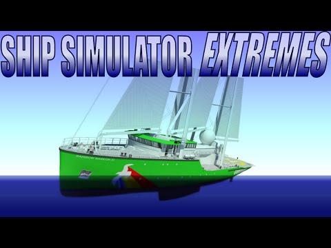 Ship Simulator Extremes (TALLENNE) - Jonkinlaista veneilyä