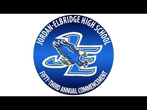 Jordan Elbridge High School Class of 2017 Commencement