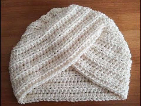 crochet bonnet turban facile youtube. Black Bedroom Furniture Sets. Home Design Ideas