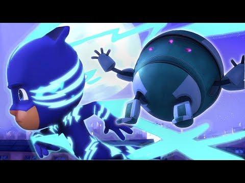 PJ Masks Deutsch Pyjamahelden 💙 Roboter! 🌙 Cartoons für Kinder