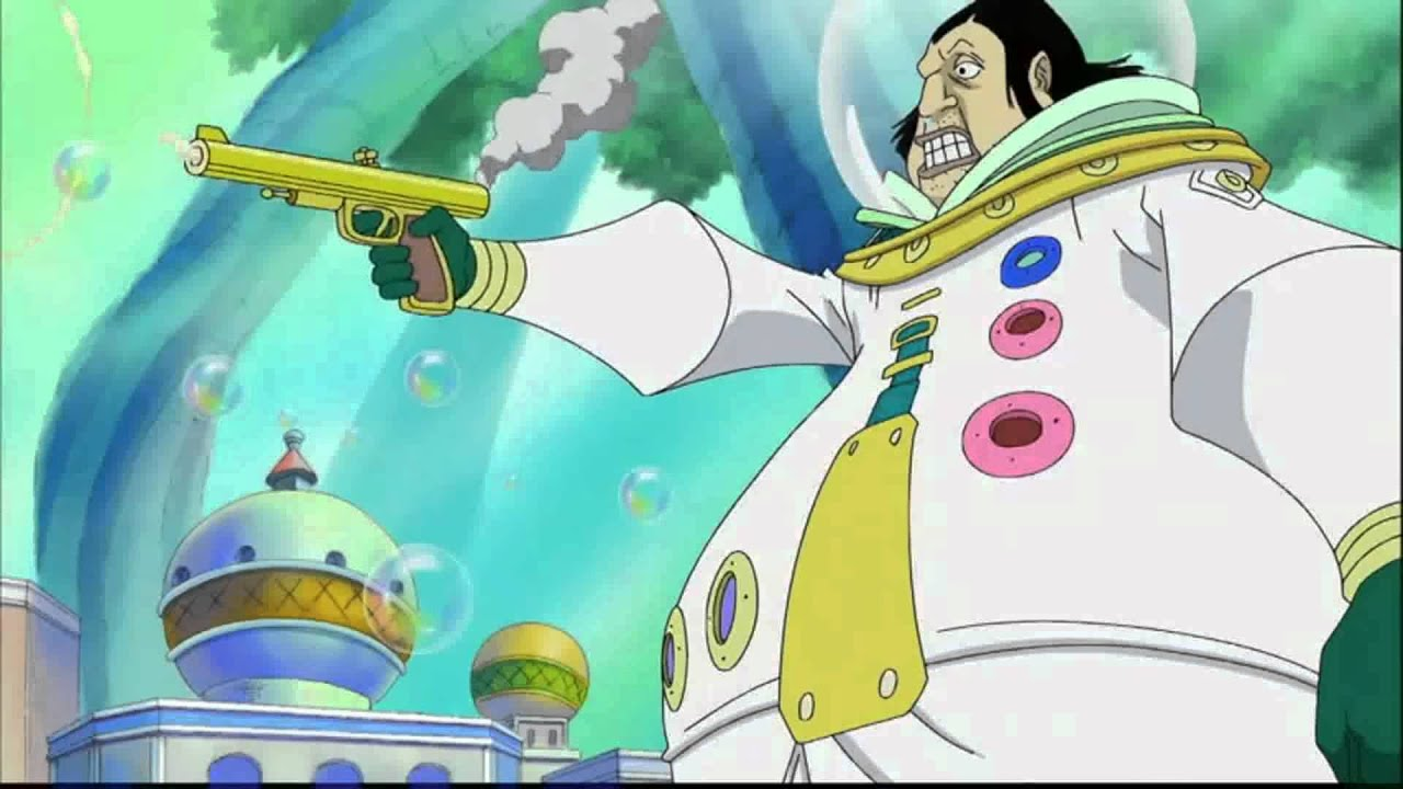 One Piece - Zoro Vs Celestial Dragon - YouTube