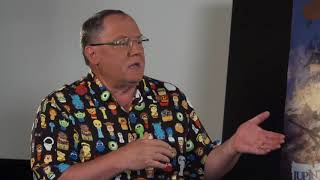 Dating Advice From John Lasseter: Win A Girl With Anime