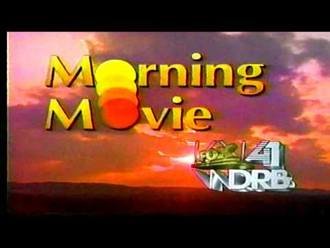WDRB FOX 41 Morning Movie Intro Early 90s