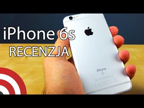 Apple iPhone 6S - Recenzja - Test - Review - Prezentacja PL - Opinia