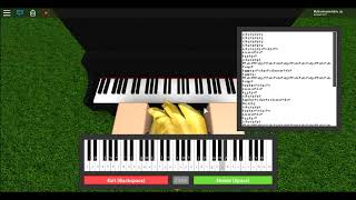 Roblox Piano-7 Years Old