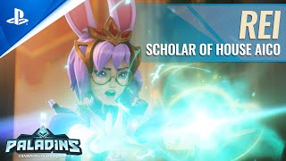 Paladins - Rei Reveal Trailer | PS4