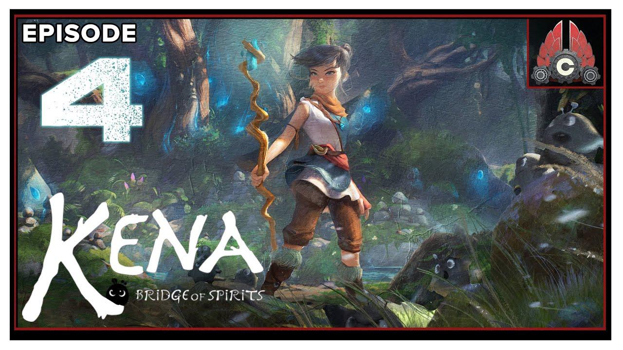 CohhCarnage Plays Kena: Bridge Of Spirits - Episode 4