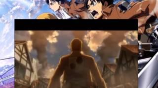 ATTACK ON TITAN Reacción al segundo episodio (SPOILERS)