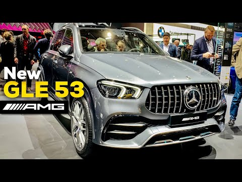 2019 MERCEDES AMG GLE53 4MATIC+ NEW Full Review BETTER than BMW X5 M50d!