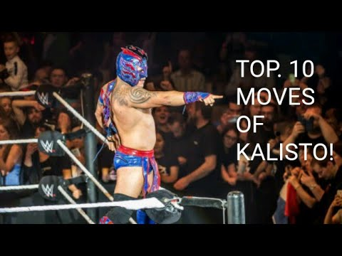 Download Top. 10 moves of Kalisto!