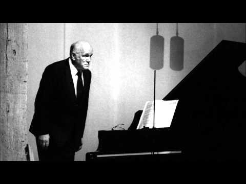 Beethoven - Six Variations op.34 - Richter studio