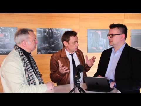 Nackt unter Wölfen: Schauspieler Sylvester Groth