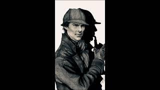 Создание персонажа, биография Шерлока Холмса🕵️♂️
