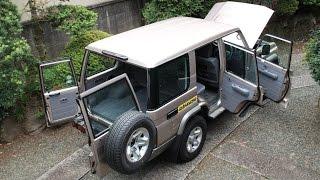 トヨタ ランドクルーザー70【オーナーズ◆アイ】詳細検証 Land Cruiser 70 thumbnail