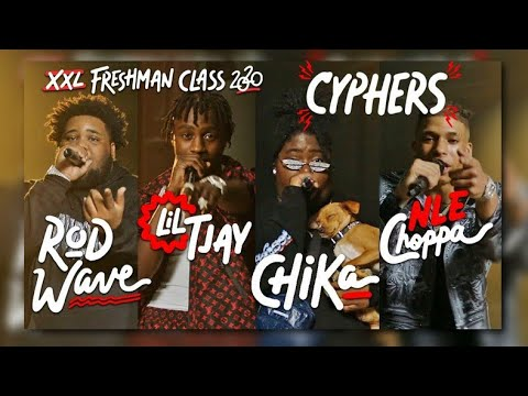 How Jetsonmade xxl freshmen cypher for nle choppa _rod wave_ lil tjay and chika's 2020 beat
