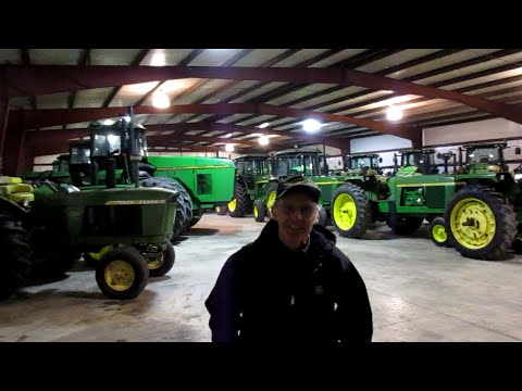 Tom Renner John Deere Tractor and Farm Equipment Collection