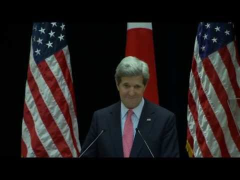 Secretary Kerry Delivers Remarks on a 21st Century Pacific Partnership