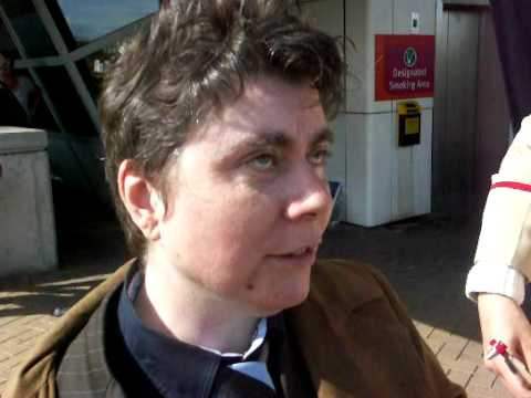 Johnathan Kelly and Georgina Ledger talk to Lakshm...