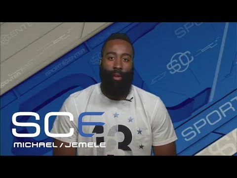 James Harden talks 'NBA Live 18,' Carmelo Anthony, the Rockets and more | SC6 | ESPN